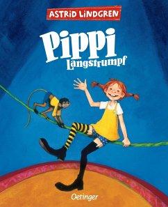 Pippi Langstrumpf (farbige Ausgabe) - Lindgren, Astrid