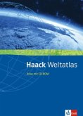 Haack Weltatlas, m. Arbeitsheft u. CD-ROM