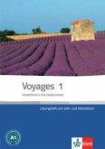 Voyages 1 (A1). Lehr- und Arbeitsbuch Lösungsheft