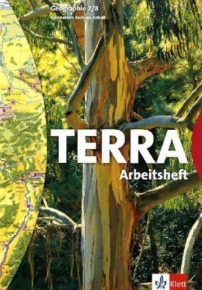 TERRA Medienverbund 7/8. Arbeitsheft. Sachsen-Anhalt