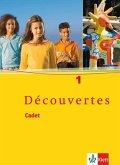 Découvertes Cadet 01. 5. Schuljahr. Schülerbuch