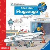 Alles über Flugzeuge, 1 Audio-CD