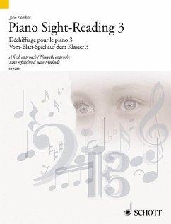 Vom-Blatt-Spiel auf dem Klavier\Sight-Reading\Dechiffrage pour le Piano - Kember, John