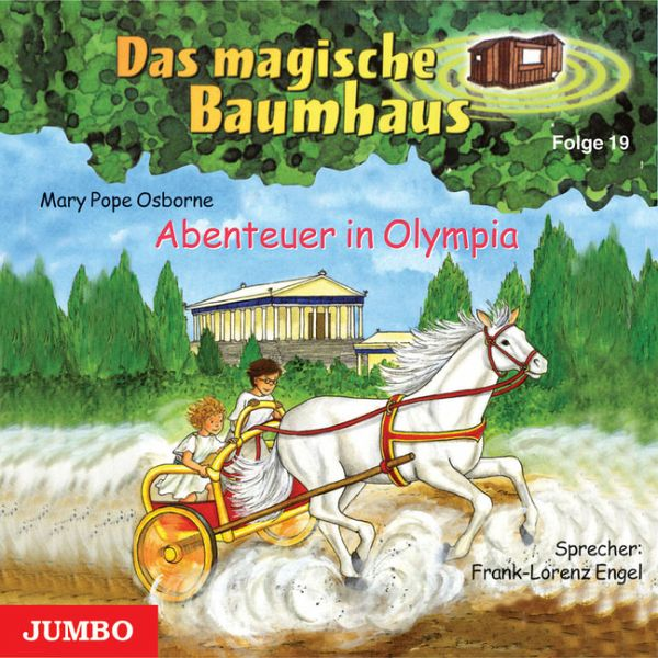 abenteuer in olympia das magische baumhaus 1 audio cd von mary pope osborne h rbuch. Black Bedroom Furniture Sets. Home Design Ideas