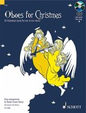 Oboes for Christmas, m. Audio-CD