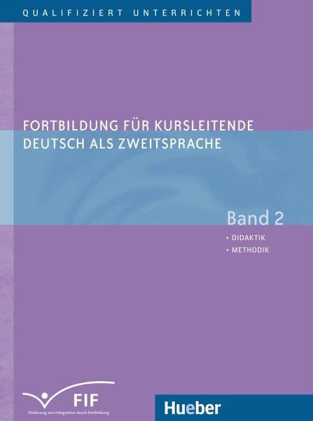 fortbildung f252r kursleitende deutsch als zweitsprache 2