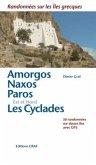 Amorgos, Naxos, Paros, L'est et le Nord des Cyclades