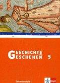 Geschichte und Geschehen B 5. Schülerband. Baden-Württemberg