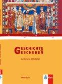 Geschichte und Geschehen Sekundarstufe II. Schülerband Antike / Mittelalter. Bundesausgabe