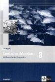 Lambacher Schweizer. 8. Schuljahr. Lösungen. Allgemeine Ausgabe