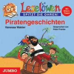 Piratengeschichten, 1 Audio-CD