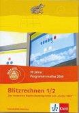 Blitzrechnen, 1./2. Schuljahr, 1 CD-ROM