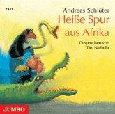 Heiße Spur aus Afrika, 2 Audio-CDs