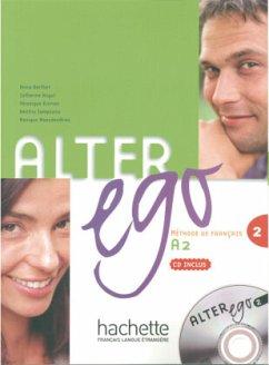 Alter ego 2. Kursbuch
