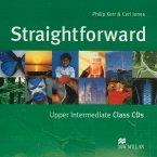 Class Audio-CDs / Straightforward, Upper-Intermediate