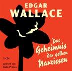Das Geheimnis der gelben Narzissen, 2 Audio-CDs