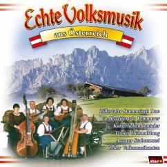 Echte Volksmusik aus Österreich, 1 Audio-CD - Diverse