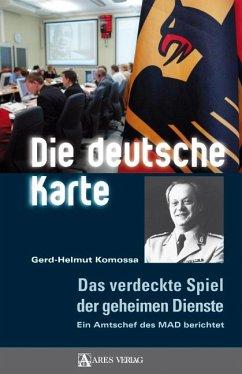 Die deutsche Karte - Komossa, Gerd-Helmut