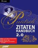 Puntsch Zitatenhandbuch 2.0 (PC)