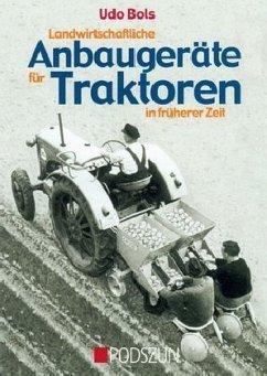Landwirtschaftliche Anbaugeräte für Traktoren i...