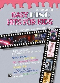 Easy Kino Hits Für Kids, für Klavier - Gerlitz, Carsten