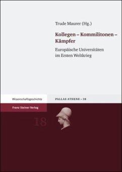 Kollegen - Kommilitonen - Kämpfer - Maurer, Trude