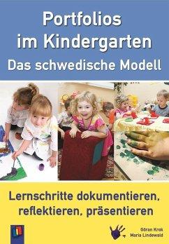 Portfolios im Kindergarten - das schwedische Modell - Krok, Göran; Lindewald, Maria