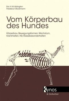 Vom Körperbau des Hundes - Aldington, Eric H. W.; Stockmann, Friederun