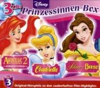 Prinzessinen-Box, 3 Audio-CDs