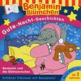 Benjamin Blümchen, Gute-Nacht-Geschichten - Benjamin und die Glühwürmchen, 1 Audio-CD
