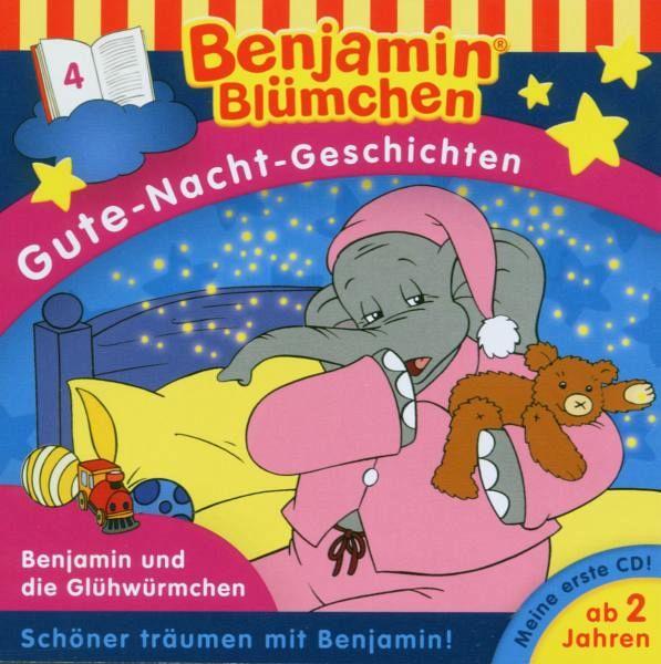 Benjamin Blumchen Gute Nacht Geschichten Benjamin Und Die