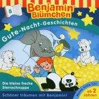 Benjamin Blümchen, Gute-Nacht-Geschichten - Die kleine freche Sternschnuppe, 1 Audio-CD
