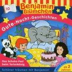 Gute-Nacht-Geschichten / Benjamin Blümchen Bd.10 (CD)