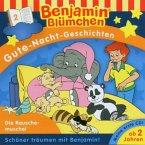 Benjamin Blümchen, Gute-Nacht-Geschichten - Die Rauschenmuschel, 1 Audio-CD