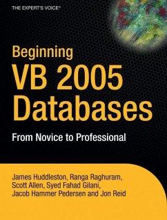 Beginning VB 2005 Databases - Huddleston, James