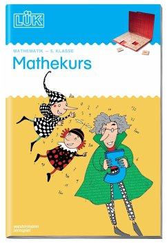 LÜK. Mathekurs 5. Klasse - Müller, Heiner