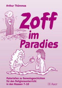 Zoff im Paradies - Thömmes, Arthur