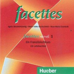 1 Audio-CD zum Lehrbuch / Facettes aktuell Bd.1