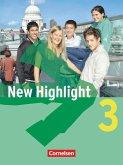 New Highlight Allgemeine Ausgabe 3: 7. Schuljahr. Schülerbuch