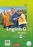 English G 21. Ausgabe D 2. Workbook mit e-Workbook und Audios Online