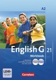 English G 21. Ausgabe A 2. Workbook mit CD-ROM (e-Workbook) und CD