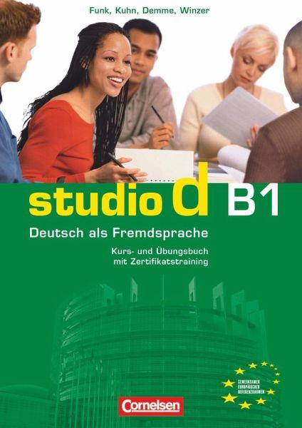 studio d b1 ebook
