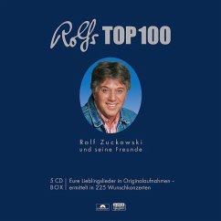 Rolfs Top 100, 5 Audio-CDs - Zuckowski, Rolf
