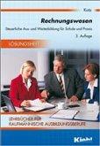 Rechnungswesen - Lösungsheft