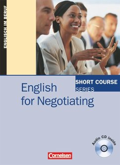 Short Course Series. English for Negotiating - Lafond, Charles