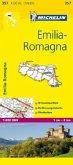 Michelin Karte Emilia-Romagna