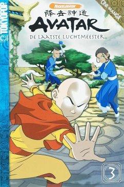 Avatar de laatste luchtmeester / 3 / druk 1 - Dante DiMartino, Michael