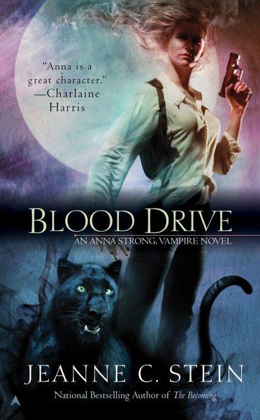 Blood Drive - Stein, Jeanne C.