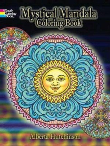 Mystical Mandala Coloring Book von Alberta Hutchinson portofrei bei ...