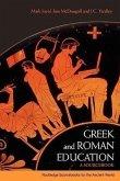 Greek and Roman Education